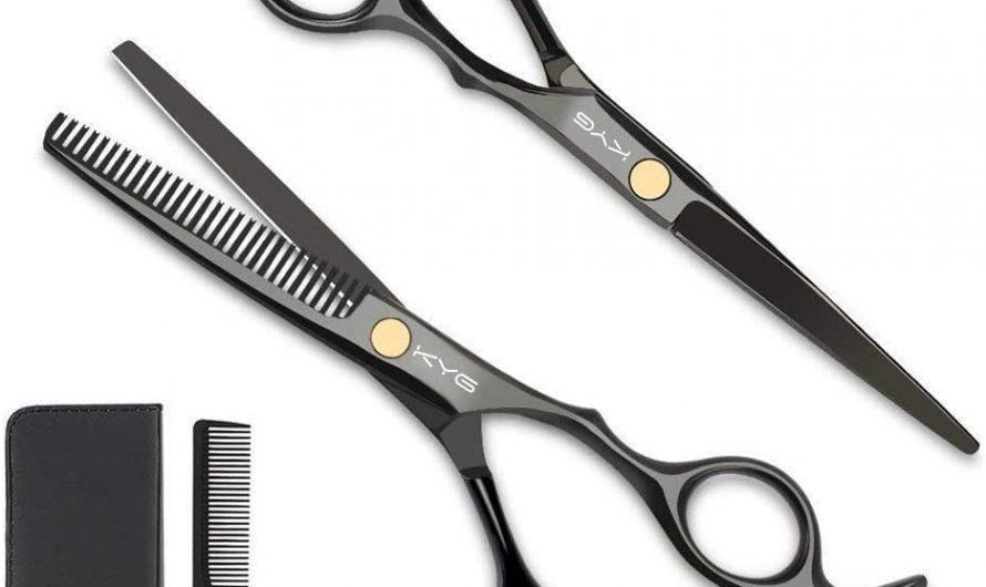 comparatif des meilleurs ciseaux à cheveux